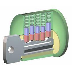MUL-T-LOCK mehanička blokada mjenjača