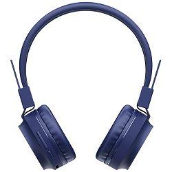 Slušalice s mikrofonom HOCO W25 - Promise Blue (bežične)