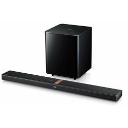 Soundbar SAMSUNG HW-F750 soundbar (Premium, 310W, Bluetooth, bežični subwoofer)