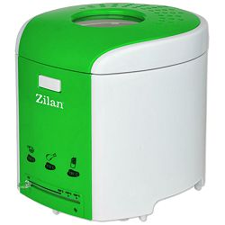 Zilan Friteza, kapacitet 1 l, 900 W, zeleno/bijela - ZLN4375 GR