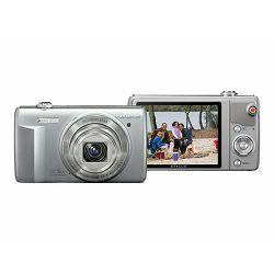 Fotoaparat OLYMPUS VR-370 srebrni + kožna torbica