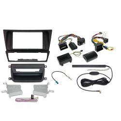 Set za ugradnju ALPINE 7Inch KIT/INE-W987D f.BMW3/automatic A/C