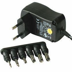 Adapter univerzalni WINNER 600mAh 3-12v sa više priključaka