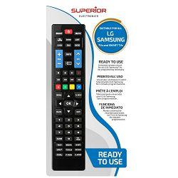 Superior Daljinski upravljač za LG / Samsung  TV i SMART prijemnik - RC LG / SAMSUNG TV SMART