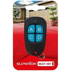 Superior Daljinski upravljač za garažna vrata i kapije, univerzalni - Multi-Key
