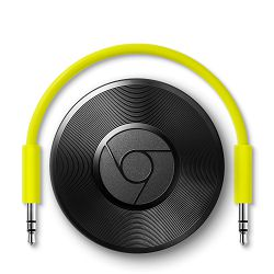 Media player GOOGLE CHROMECAST AUDIO, Audio player - streamer