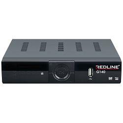 Satelitski prijemnik REDLINE DVB-S2, Full HD - G 140