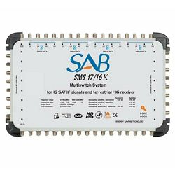 Multiswitch SAB MS 17/16