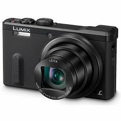 Fotoaparat PANASONIC DMC-TZ60EP-K crni