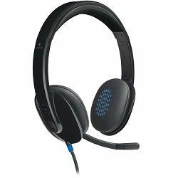 Slušalice LOGITECH USB H540