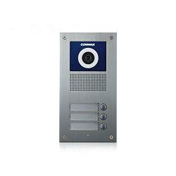 Vanjska video portafonska jedinica COMMAX DRC-3UC (za 3 korisnika)