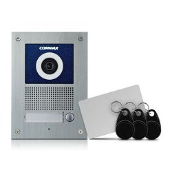 Vanjska podžbukna video jedinica COMMAX  DRC-41UN/RFID (za 1 korisnika)