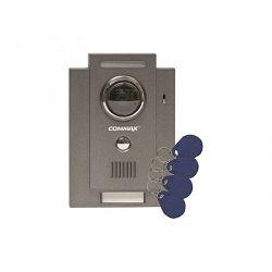Vanjska nadžbukna antivandal video jedinica COMMAX DRC-4CHC/RFID (za 1 korisnika)