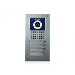 Vanjska podžbukna video jedinica COMMAX DRC-4UC (za 4 korisnika)