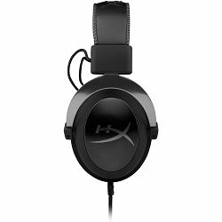 Slušalice s mikrofonom KINGSTON HyperX Gaming Cloud II Pro, 3.5 mm, gun metal