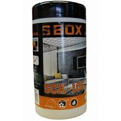 Vlažna maramica za čišćenje ekrana  S BOX SCK-106