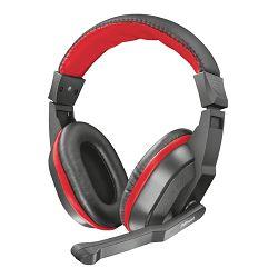 Slušalice s mikrofonom TRUST Ziva, gaming, 3.5 mm, crne