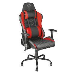 Gaming stolica TRUST GXT 707B Resto, crno crvena