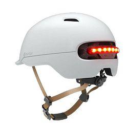Pametna kaciga XIAOMI Smart4u City Riding Smart Flash Helmet (White) M
