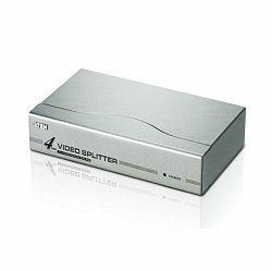 Adapter ATEN 4 PORT video splitter W/230V ADP