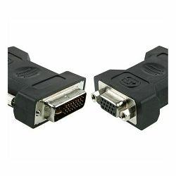 Adapter ICIDU DVI-A MALE - VGA FEMALE