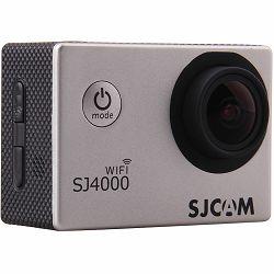 Video kamera SJCAM SJ4000 WiFi silver