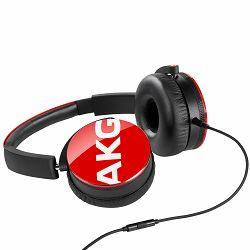Slušalice AKG Y50 crvene