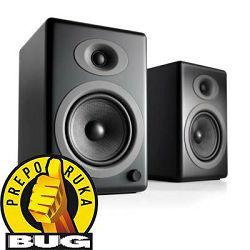 Aktivni zvučnici AUDIOENGINE A5+ HI-GLOSS crni (par)