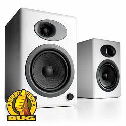 Aktivni zvučnici AUDIOENGINE A5+ Hi-GLOSS bijeli (par)