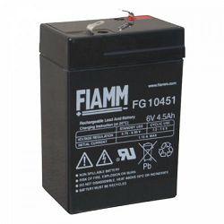 Baterija akumulatorska FIAMM FG10451 6V 4.5Ah 70x48x102mm
