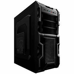 Case Midi ATX Gamer Akyga AKY003BK colorFan/12cm 1xUSB3.0 w/o PSU