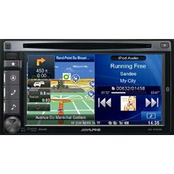 Multimedijska jedinica i navigacija ALPINE INE-W920R (Bluetooth, USB, CD, DVD, iPhone/iPod)