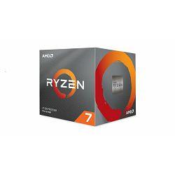 Procesor AMD Ryzen 7 3800X, 8C/16T 3,9GHz/4,5GHz, 32MB, AM4