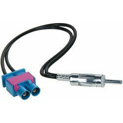 Antenski adapter ACV DIN - 2 FAKRA S KABLOM