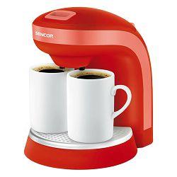 Aparat za kavu SENCOR SCE 2003RD crveni