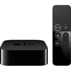 Apple TV Smart Home 4K 32GB Gen. 5  black (0190198463784)
