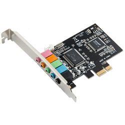 Zvučna kartica ASONIC C-Media8738, 6-kanala, PCI-E