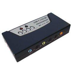Vanjska zvučna kartica ASONIC C-Media 8-kanala
