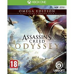 Igra za XBOX ONE Assassin's Creed Odyssey Omega Deluxe Edition
