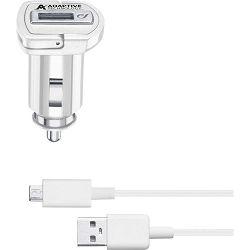Auto punjač za mobitel SAMSUNG 3A/15W micro USB bijeli