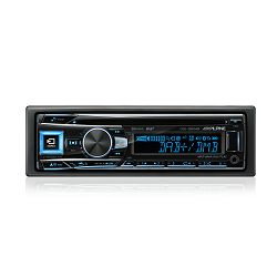 Autoradio ALPINE CDE-196DAB (Bluetooth, USB, CD, iPhone/iPod)