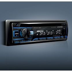 Autoradio ALPINE CDE-205DAB (DAB+, Bluetooth, CD)