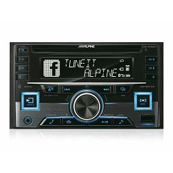 Autoradio ALPINE CDE-W296BT (Bluetooth, USB, CD, iPhone, ANDROID)