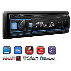 Autoradio ALPINE UTE-200BT (Bluetooth, USB, AUX)