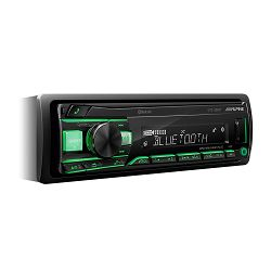 Autoradio ALPINE UTE-201BT (Bluetooth, USB, AUX)