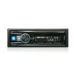 Autoradio ALPINE UTE-92BT (Bluetooth, USB, iPhone/iPod)