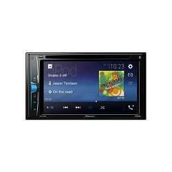 Autoradio PIONEER AVH-A200BT (CD/DVD, Bluetooth, USB, AUX in, video out, iPod Direct Control)