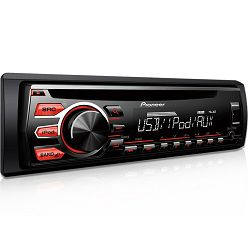 Autoradio PIONEER DEH-2700UI (USB, CD, MP3, AUX-IN, iPhone/iPod, ANDROID)