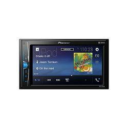 Autoradio PIONEER MVH-A200VBT (Bluetooth, USB, AUX, Video out)