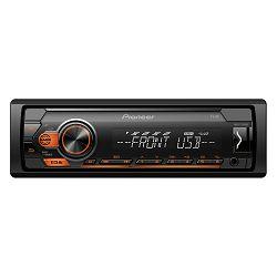 Autoradio PIONEER MVH-S110UBA (RDS, USB, AUX)